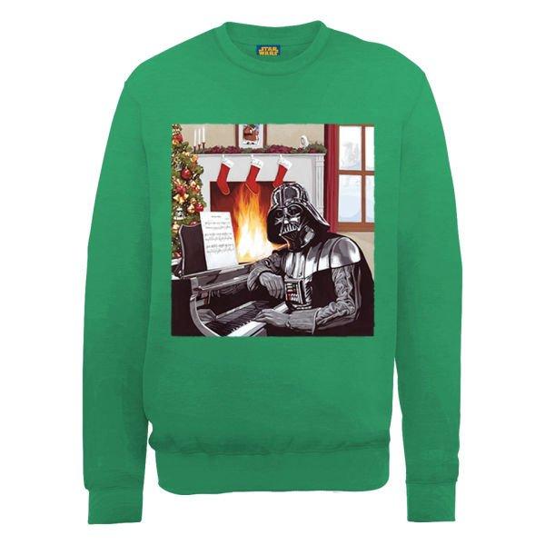 diverse Star Wars - Christmas Imperial Baumwoll-Sweatshirts für 25.79€ @ Zavvi