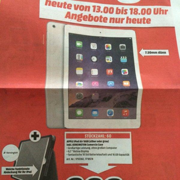 [Aachen] iPad Air 16 GB + Kensington Case