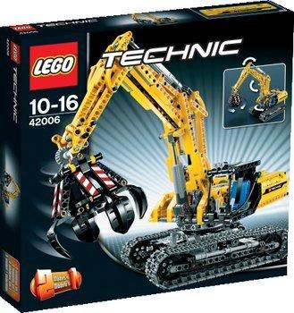 REAL: Lego Angebote  ab 8.12. Lego Technik 42006, SteineBox 10557, SteineBox 10664