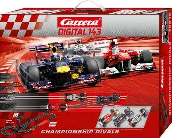 [ebay.de/ Paypal] Carrera Digital 143 Championchip Rivals 40015 Rennbahn