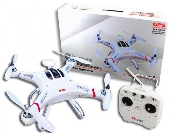 Cheerson CX-20 Quadcopter RTF & GPS von aliexpress.com für ~ 100€ inkl. Versand