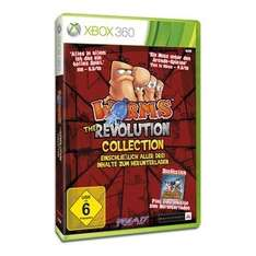 [real.de] Xbox 360 Worms - The Revolution Collection für 5,99 € anstatt 19,37 €