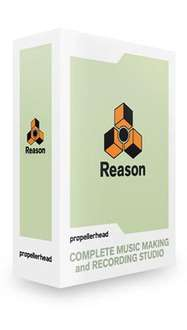 Propellerheads Reason/Record Upgrade auf 6 - Pay what you want - Ab dem 30.09.