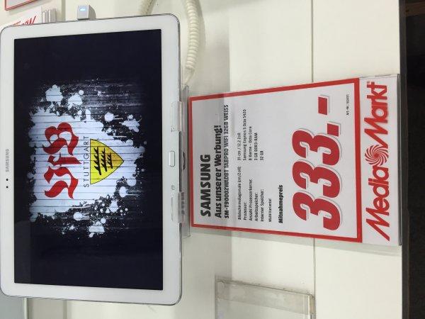 [Media Markt] Samsung Galaxy Tab Pro 12.2 WiFi für € 333.- [Lokal Reutlingen]