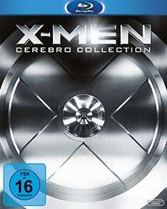 X-Men (1-7) Cerebro Collection [Blu-ray] für 39,97€ @Amazon.de