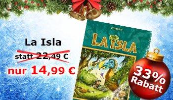 La Isla - der neue Stefan Feld
