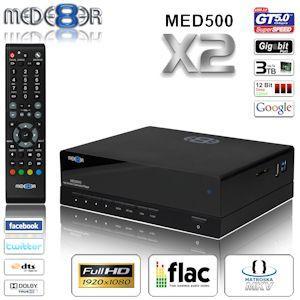 MEDE8ER MED500X2 Multimediaplayer bei iBOOD für 129,- € zzgl. Versand