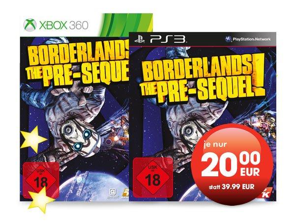 [PS3/XBOX360] Borderlands - The pre sequel