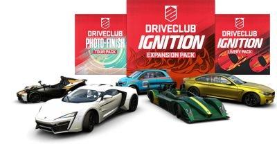 PS4 Driveclub DLC´s kostenlos im PSN