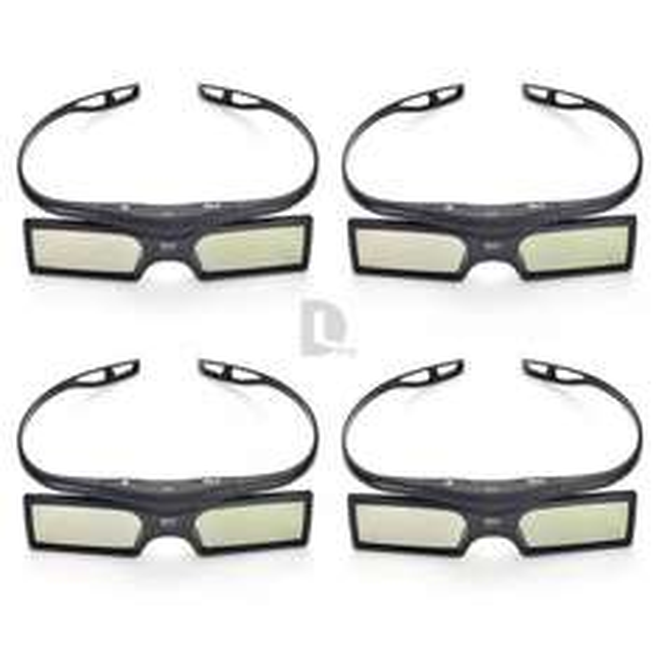 4x G15-DLP Beamer 3D Brille für 32,20€