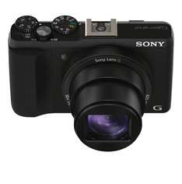 Sony Cyber-shot DSC-HX60 Kompaktkamera + Sony Kameratasche für 234,96 € @Amazon.fr