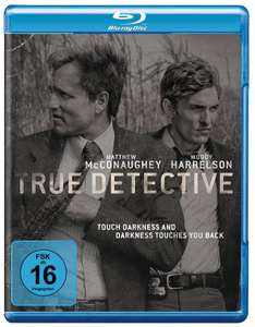 [Amazon-Blitz 18 Uhr] True Detective Staffel 1 BluRay [Prime: 21,97€][-10% Qipu]