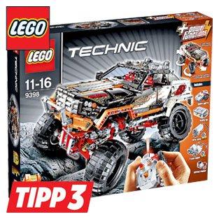 Lego Technic Offrader 9398 beim Real für 119 Euro
