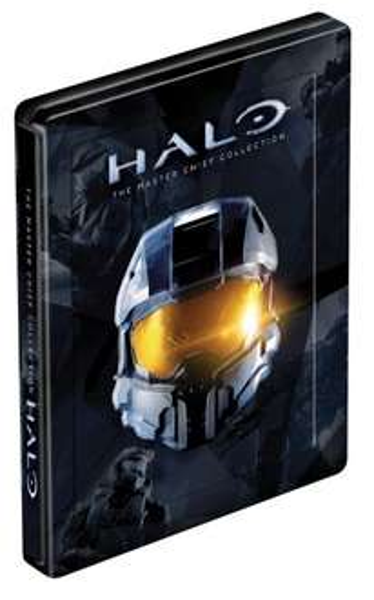 [Update: ab 18.02Uhr wieder verfügbar] Halo The Master Chief Collection Steelbook Edition für 36,97€ @ Amazon Blitzangebote