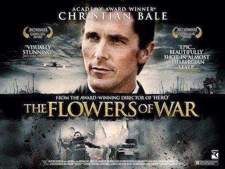 DVD The Flowers of War (2011) + TV Direkt