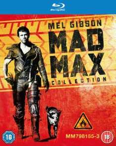 [EDIT] Mad Max Trilogie (Blu-ray) für 10,89 € @ Zavvi