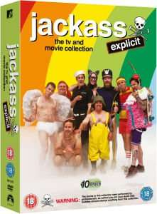 Jackass: The TV&Movie Collection, 10 DVDs @zavvi für 16,75€