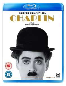 Blu-ray - Chaplin für €5,12 [@Wowhd.co.uk]