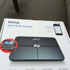 Withings WS-50 Waage