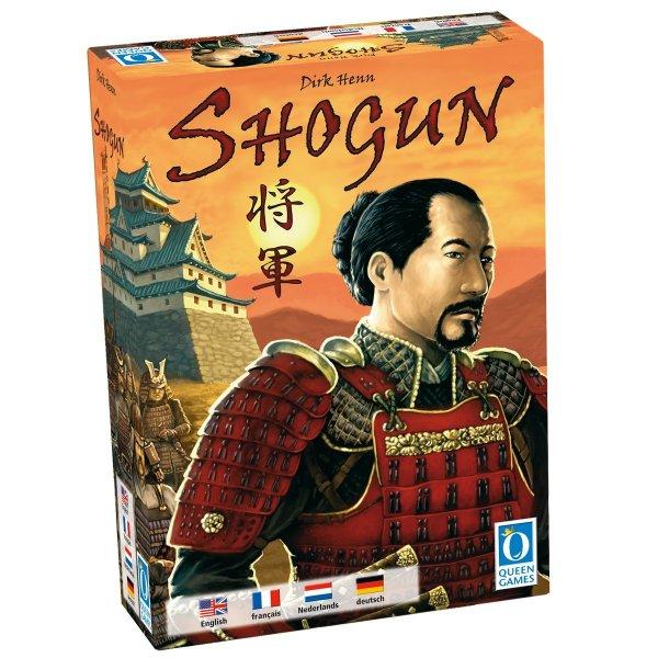 [amazon.de] Queen Games 60451 - Shogun, Brettspiel