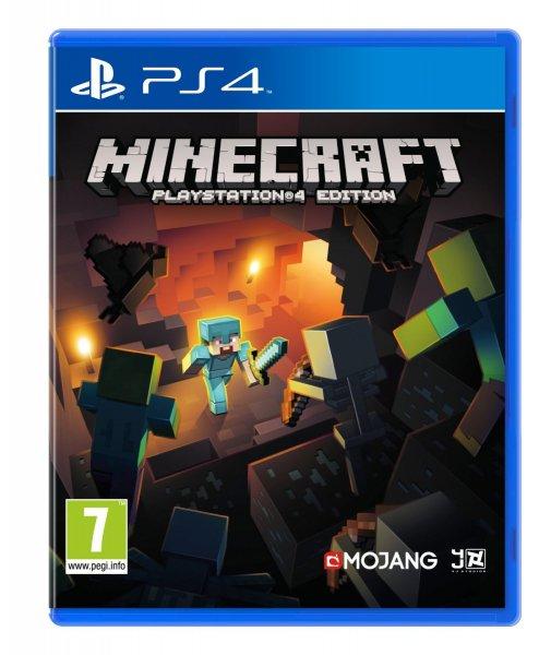 Minecraft (PS4) für 14,55€ inkl. Versand @ amazonUK