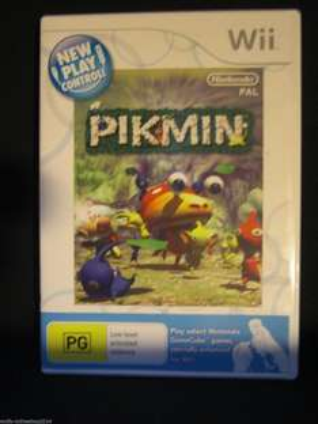 Pikmin New Play Control Wii für 8,25€ @ebay.de (Bestpreis)
