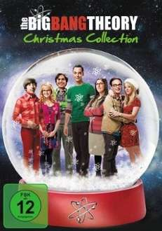 The Big Bang Theory - Christmas Collection [Amazon]