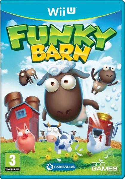 Für Sammler: Funky Barn WiiU NEU für 8,95€ inkl. Versand @play.com