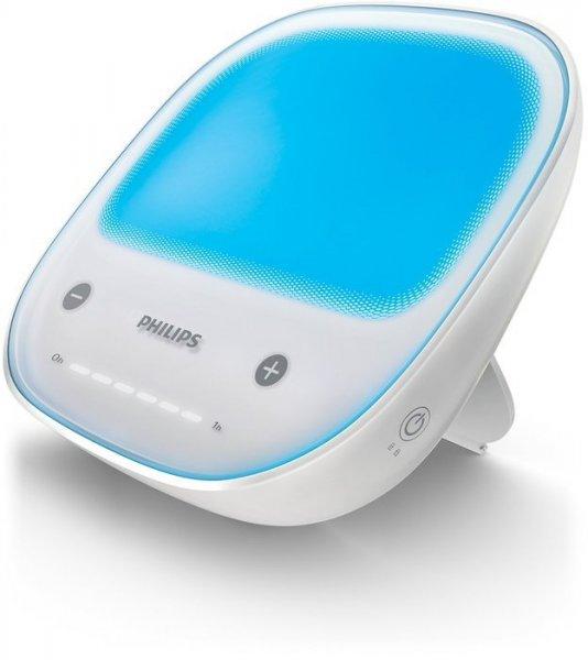 Philips HF3430/01 EnergyUp Blue (Lichttherapie Lampe - portabel) für 155€ (Vergleichspreis: 178€) @Amazon.fr