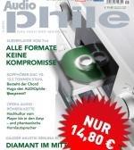 Audiophile im Shop 5 € günstiger als am Kiosk