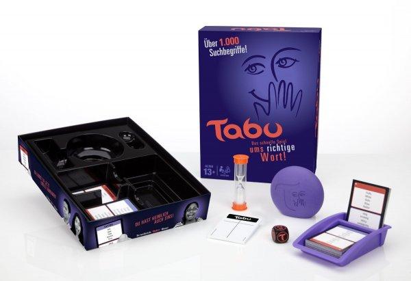 Hasbro™ - Tabu (Edition 2013) ab €18,19 [@Baby-Markt.de]