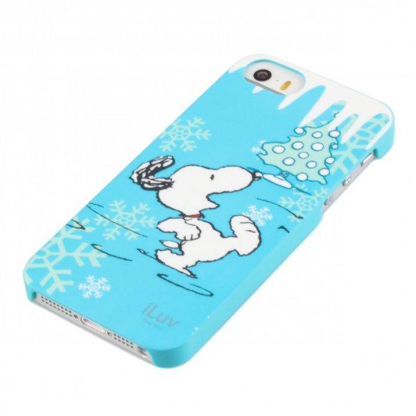 Snoopy & Peanuts iPhone 5 /5s Hüllen für 3,99€ inkl. Versandkosten aus Deutschland - super Weihnachtsgeschenk - 60% Ersparnis