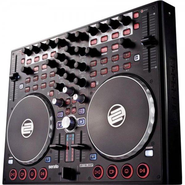 Reloop Terminal Mix 2 DJ-Controller inkl. Serato Intro DJ-Software
