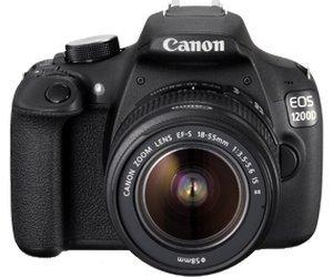 Canon EOS 1200D Kit 18-55 mm [Canon IS II] für 305€ @Euronics