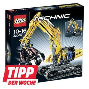 LEGO TECHNICRAUPENBAGGER 08.12.2014 bis 13.12.2014 REAL PROSPEKT