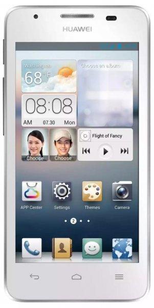 HUAWEI Ascend G510 für 94.60 inklusive Vertrag bzw Handyvertrag für effektiv 1.57€