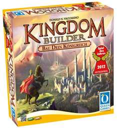 Kingdom Builder - Spiel des Jahes 2012 - 11,98€ @ Amazon + ggf Porto
