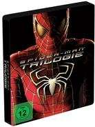 Spiderman Trilogie Steelbook (Blu-Ray) für 14,49€ @CeDe.de