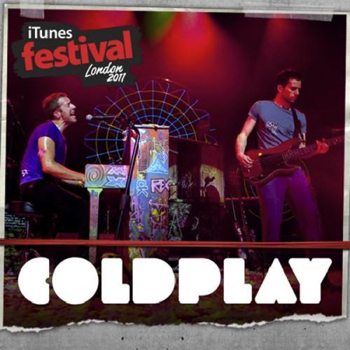 5 Titel von Coldplay vom iTunes Festival in London 2011(free, nur heute)