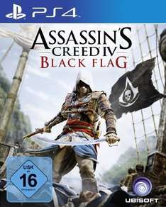 (Amazon Blitzangebot) Assassin's Creed Blacl Flag 28,97€ [Xbox One/ PS4]