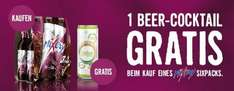 6x gratis Sixpacks Mixery Beer Coctail via coupies, barcoo und mobile-pocket