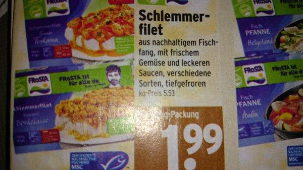 [Wasgau] Frosta Schlemmerfilet 1,99€ mit Scondoo für 0,99€