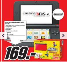 Nintendo 3DS XL + New Super Mario Bros. 2 (Lokal, Velbert - 169€)