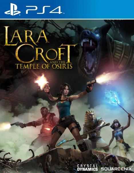 Lara Croft und der Tempel des Osiris (PSN Store) Ps4