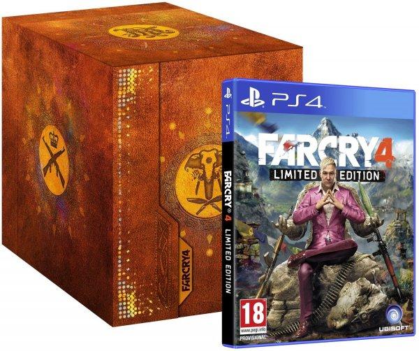 [amazon.co.uk] Far Cry 4 - Kyrat Edition - PlayStation 4 + PC