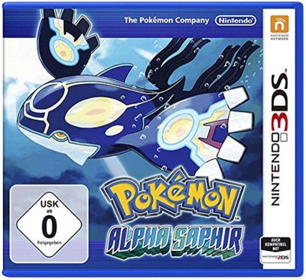 Pokemon Alpha Saphir / Omega Rubin für Nintendo 3DS bei Völkner