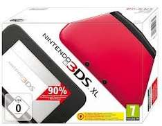 Nintendo 3DS XL rot 142,89€ (Idealo  178€)