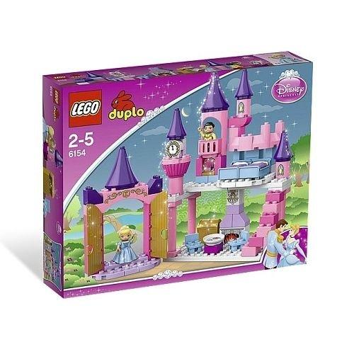 LEGO DUPLO - 6154 Aschenputtels Märchenschloss bei ebay /Toys R Us für 19,98 zzgl. Versand