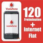 HTC Desire HD mit richtig guten Vodafone Vertrag für 19,95€ mtl. und einmalig 119€