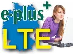 Eplus LTE weiterhin freigeschaltet